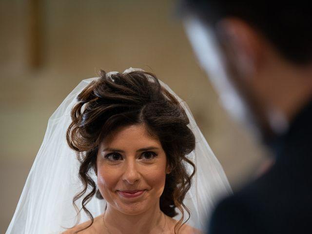 Il matrimonio di Simone e Alessia a Pistoia, Pistoia 64