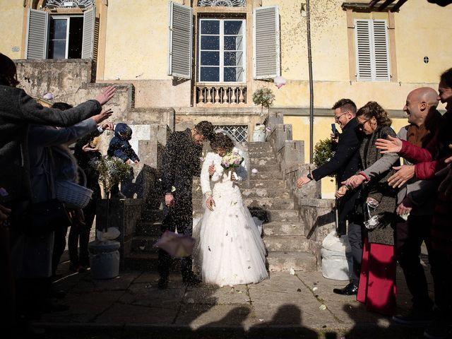 Il matrimonio di Simone e Alessia a Pistoia, Pistoia 72