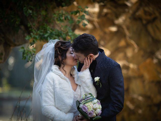 Il matrimonio di Simone e Alessia a Pistoia, Pistoia 76