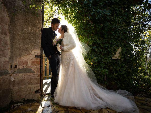 Il matrimonio di Simone e Alessia a Pistoia, Pistoia 82