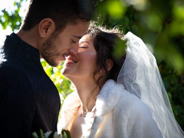 Il matrimonio di Simone e Alessia a Pistoia, Pistoia 83