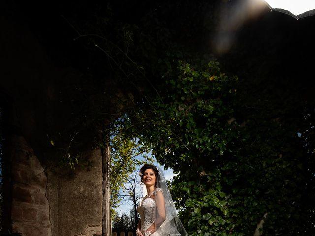Il matrimonio di Simone e Alessia a Pistoia, Pistoia 86