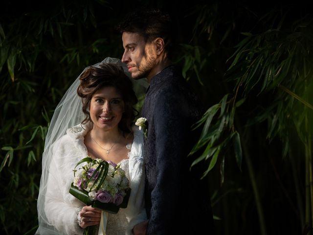 Il matrimonio di Simone e Alessia a Pistoia, Pistoia 89