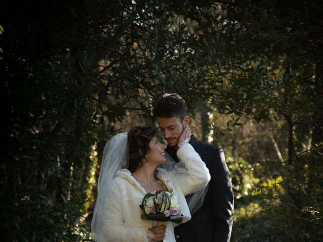 Il matrimonio di Simone e Alessia a Pistoia, Pistoia 90