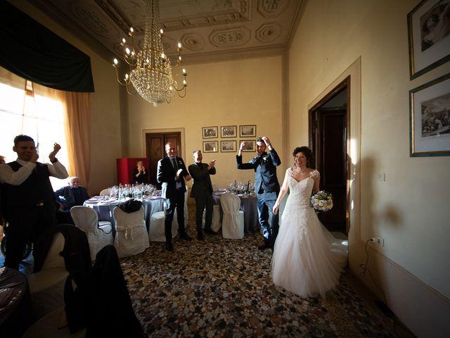 Il matrimonio di Simone e Alessia a Pistoia, Pistoia 104