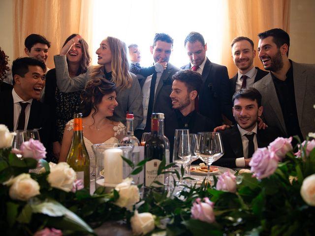 Il matrimonio di Simone e Alessia a Pistoia, Pistoia 109