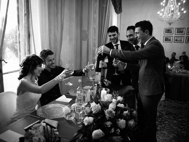 Il matrimonio di Simone e Alessia a Pistoia, Pistoia 111