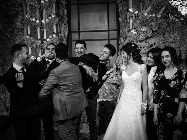 Il matrimonio di Simone e Alessia a Pistoia, Pistoia 119