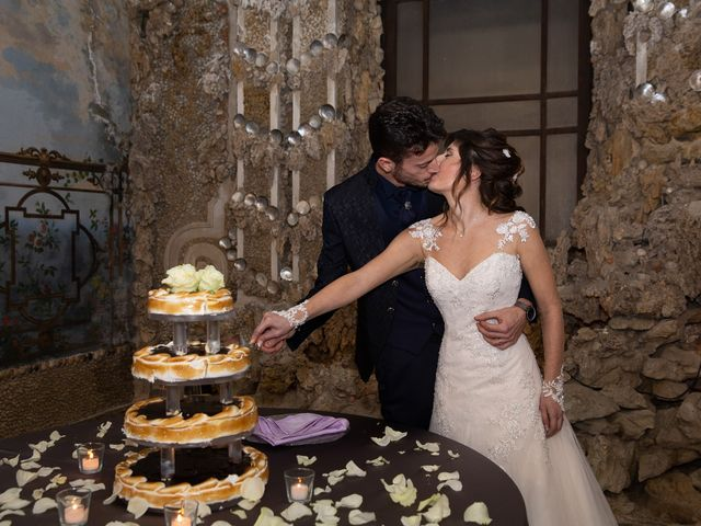 Il matrimonio di Simone e Alessia a Pistoia, Pistoia 122