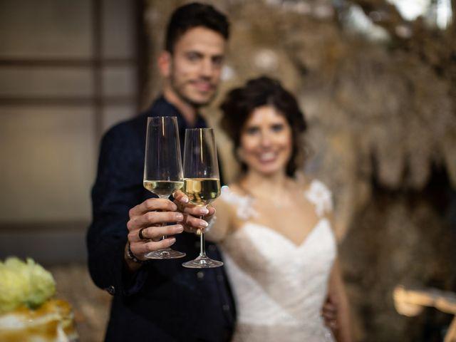 Il matrimonio di Simone e Alessia a Pistoia, Pistoia 123