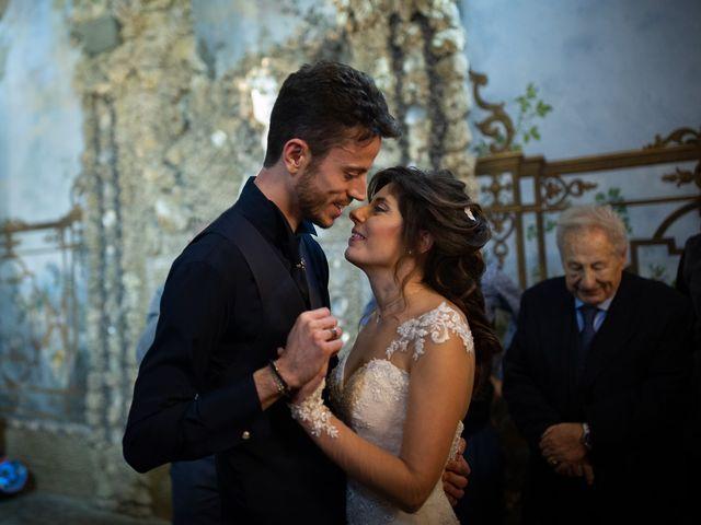 Il matrimonio di Simone e Alessia a Pistoia, Pistoia 126