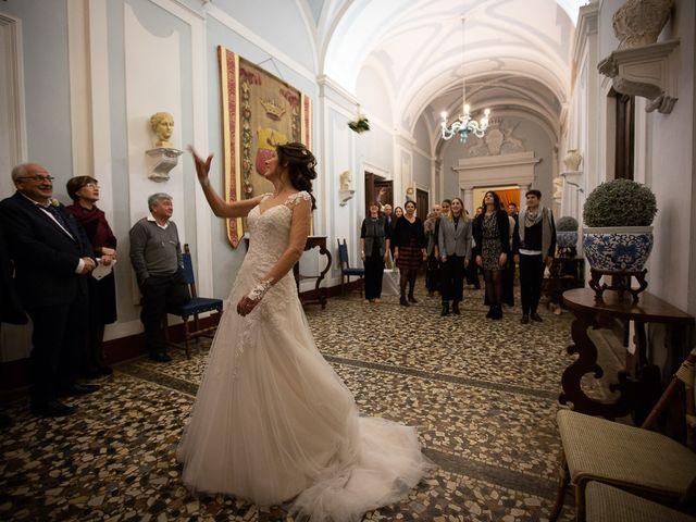 Il matrimonio di Simone e Alessia a Pistoia, Pistoia 130