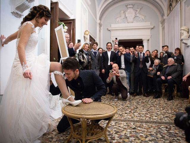 Il matrimonio di Simone e Alessia a Pistoia, Pistoia 131