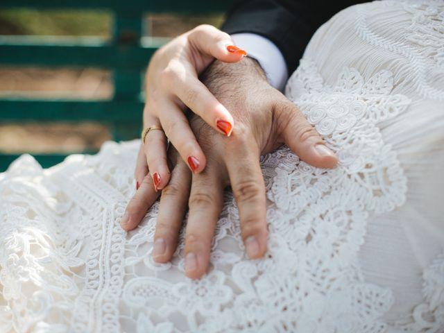Le nozze di Carmen e Nicola