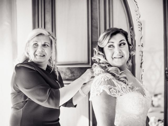 Il matrimonio di Simone e Ilenia a Montale, Pistoia 20