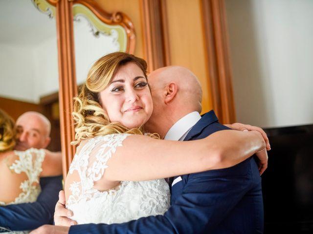 Il matrimonio di Simone e Ilenia a Montale, Pistoia 25