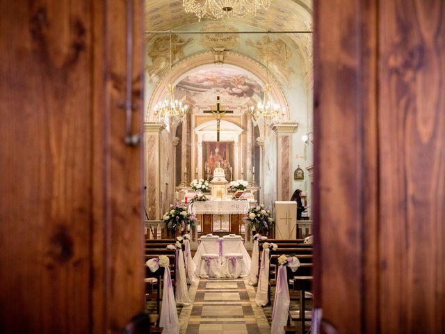 Il matrimonio di Simone e Ilenia a Montale, Pistoia 40