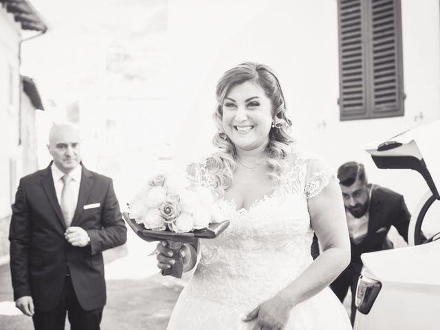 Il matrimonio di Simone e Ilenia a Montale, Pistoia 47