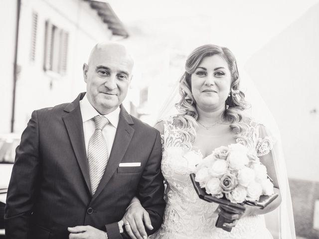 Il matrimonio di Simone e Ilenia a Montale, Pistoia 48