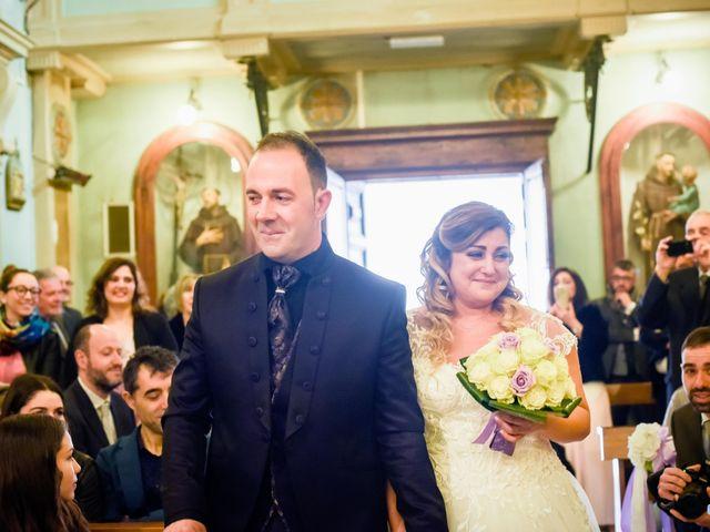 Il matrimonio di Simone e Ilenia a Montale, Pistoia 49