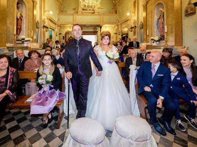 Il matrimonio di Simone e Ilenia a Montale, Pistoia 50