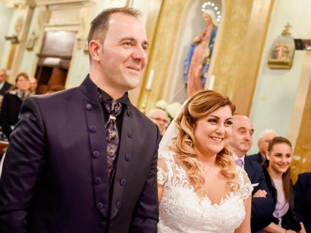 Il matrimonio di Simone e Ilenia a Montale, Pistoia 52