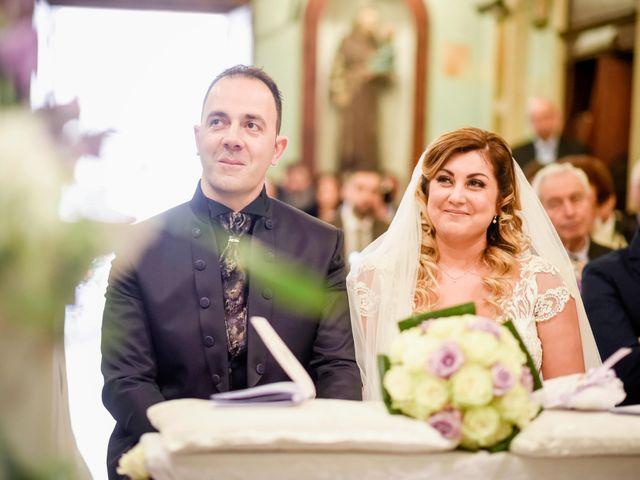 Il matrimonio di Simone e Ilenia a Montale, Pistoia 53