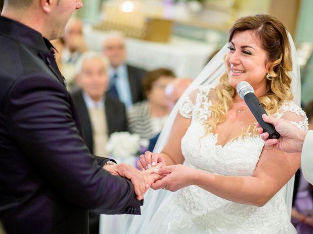 Il matrimonio di Simone e Ilenia a Montale, Pistoia 56