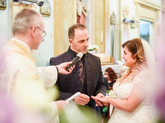 Il matrimonio di Simone e Ilenia a Montale, Pistoia 57