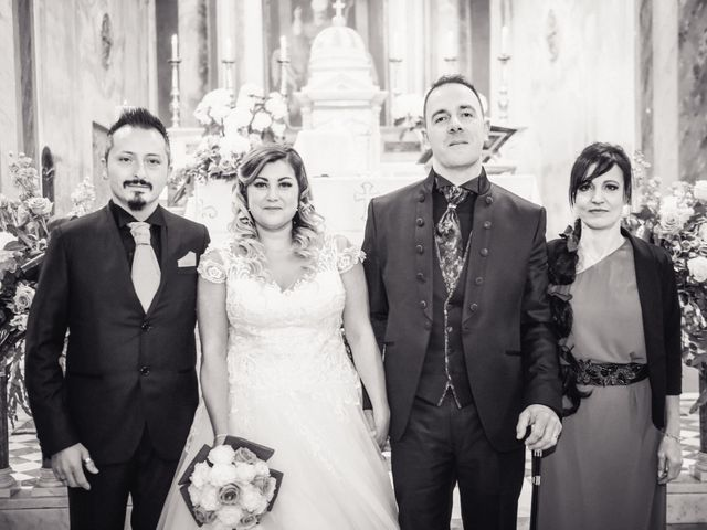 Il matrimonio di Simone e Ilenia a Montale, Pistoia 62