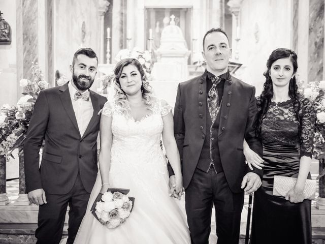 Il matrimonio di Simone e Ilenia a Montale, Pistoia 63