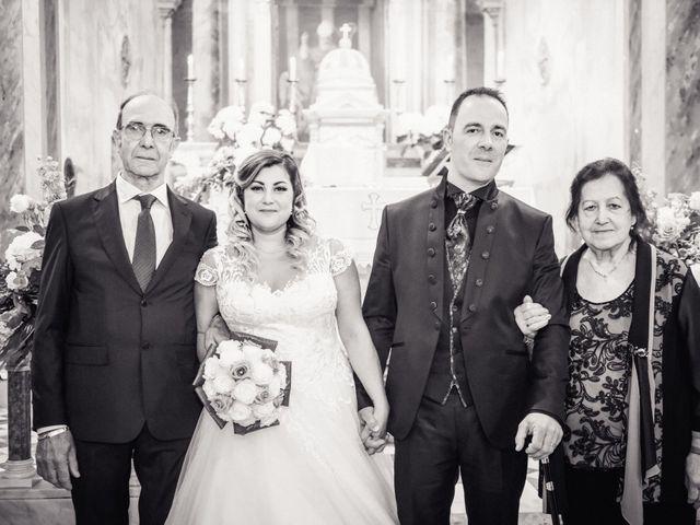 Il matrimonio di Simone e Ilenia a Montale, Pistoia 64