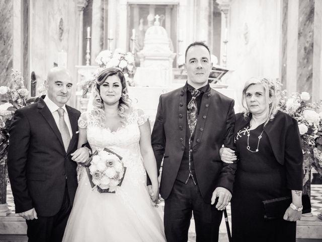 Il matrimonio di Simone e Ilenia a Montale, Pistoia 65