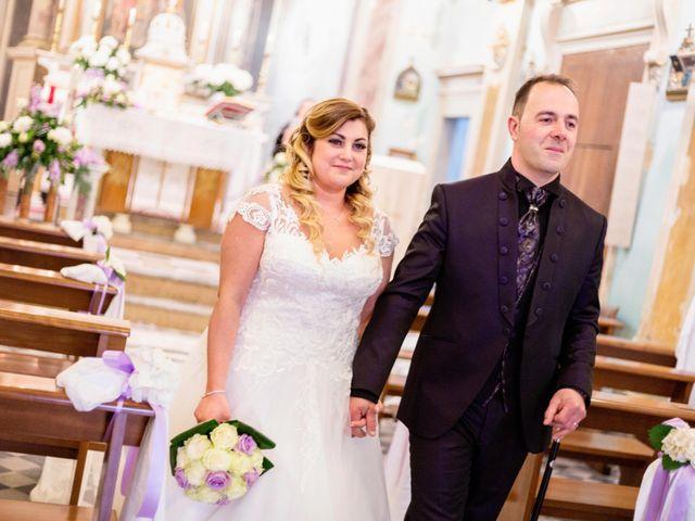 Il matrimonio di Simone e Ilenia a Montale, Pistoia 67