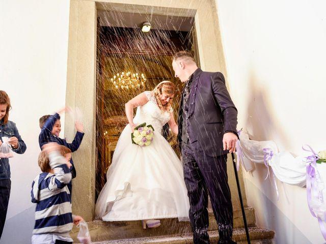 Il matrimonio di Simone e Ilenia a Montale, Pistoia 70