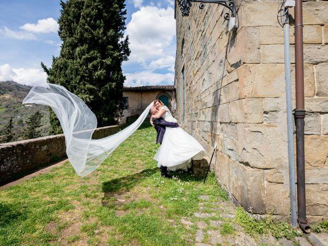 Il matrimonio di Simone e Ilenia a Montale, Pistoia 73