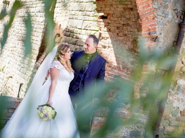 Il matrimonio di Simone e Ilenia a Montale, Pistoia 74