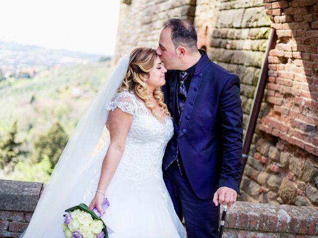 Il matrimonio di Simone e Ilenia a Montale, Pistoia 75