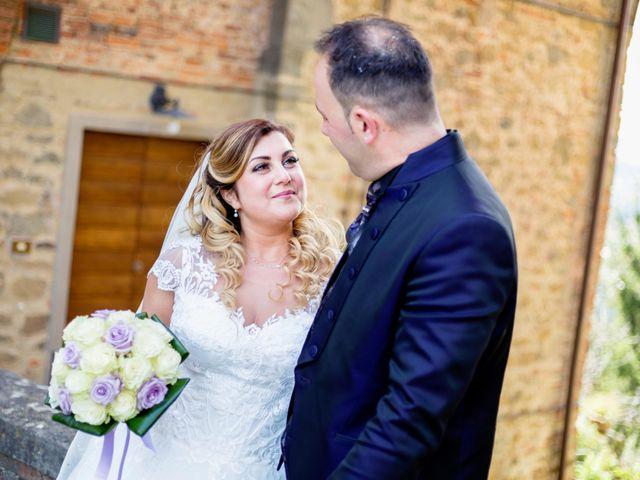 Il matrimonio di Simone e Ilenia a Montale, Pistoia 76