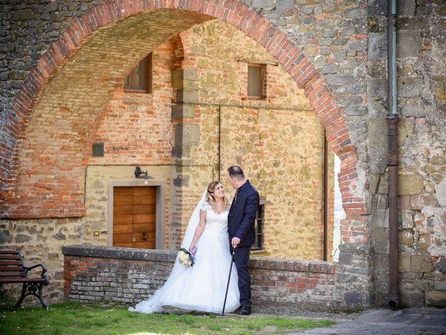 Il matrimonio di Simone e Ilenia a Montale, Pistoia 77