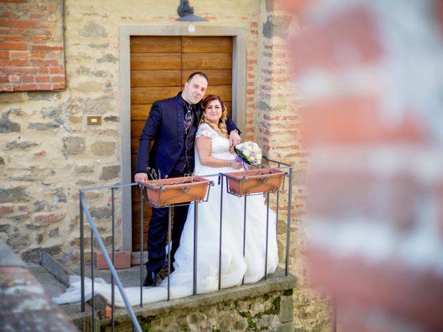 Il matrimonio di Simone e Ilenia a Montale, Pistoia 78