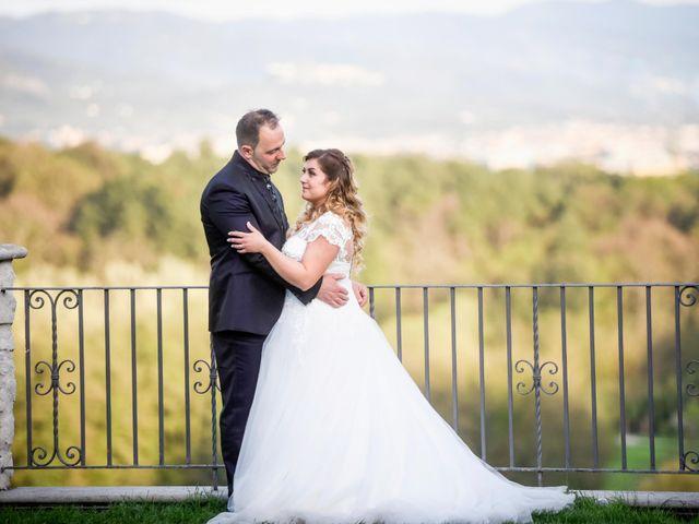 Il matrimonio di Simone e Ilenia a Montale, Pistoia 87