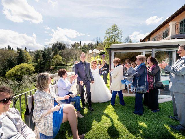 Il matrimonio di Simone e Ilenia a Montale, Pistoia 90