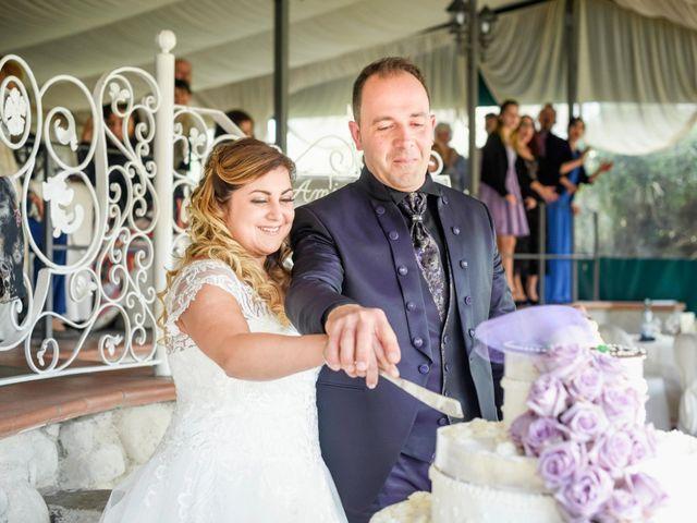 Il matrimonio di Simone e Ilenia a Montale, Pistoia 93