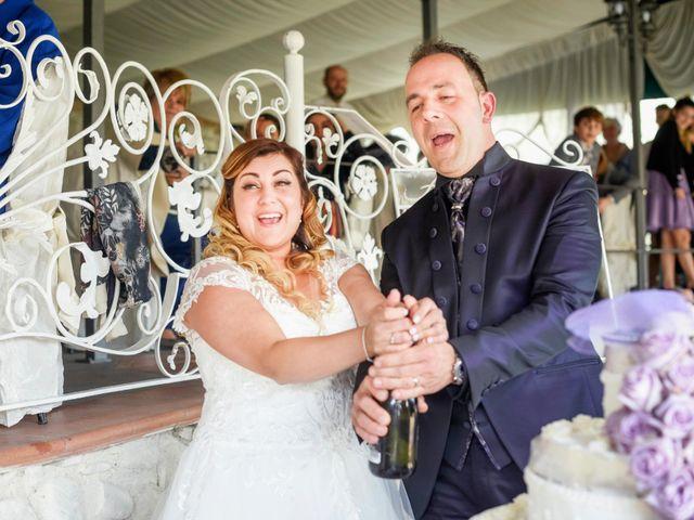 Il matrimonio di Simone e Ilenia a Montale, Pistoia 94