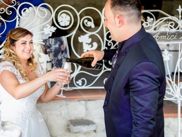 Il matrimonio di Simone e Ilenia a Montale, Pistoia 95