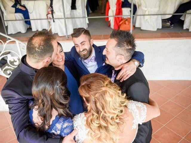 Il matrimonio di Simone e Ilenia a Montale, Pistoia 98