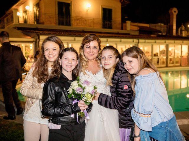 Il matrimonio di Simone e Ilenia a Montale, Pistoia 100