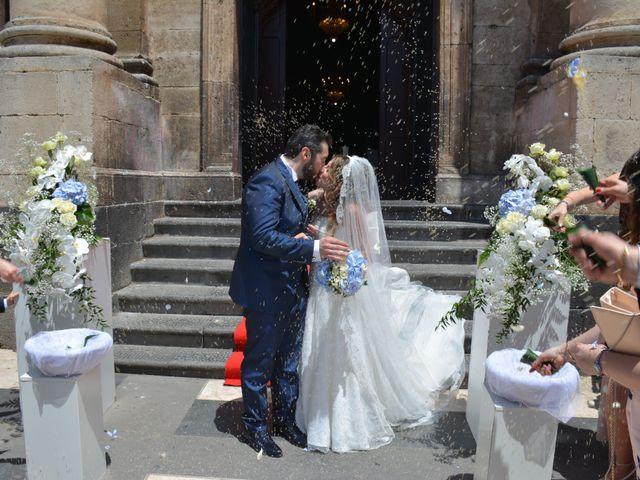 Il matrimonio di Carmelo e Tiziana a Catania, Catania 11