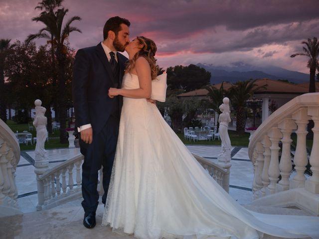 Il matrimonio di Carmelo e Tiziana a Catania, Catania 13